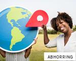 ABHORRING anagram