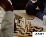 ADAGES anagram