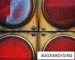 AGGRANDISING anagram