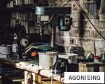 AGONISING anagram
