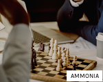 AMMONIA anagram