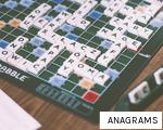 ANAGRAMS anagram