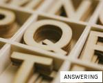 ANSWERING anagram