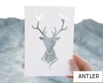 ANTLER anagram
