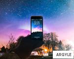 ARGYLE anagram