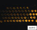 AURIC anagram
