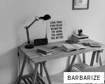 BARBARIZE anagram