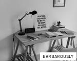 BARBAROUSLY anagram