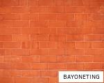 BAYONETING anagram