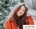 BLUNTING anagram