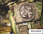 BRIGADE anagram