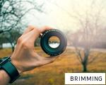 BRIMMING anagram