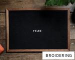 BROIDERING anagram