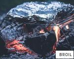 BROIL anagram