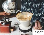 CAGEY anagram