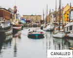 CANALLED anagram