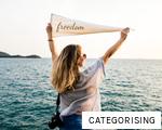 CATEGORISING anagram