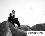 CHAGRINED anagram