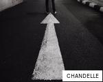 CHANDELLE anagram