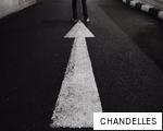 CHANDELLES anagram