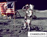 CHANDLERS anagram