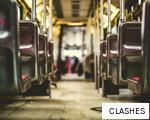 CLASHES anagram