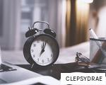 CLEPSYDRAE anagram