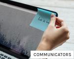COMMUNICATORS anagram