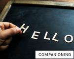 COMPANIONING anagram