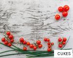 CUKES anagram