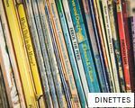 DINETTES anagram