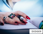 DODGER anagram