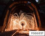 FOGGIEST anagram