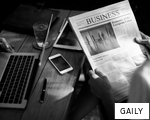GAILY anagram