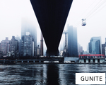 GUNITE anagram
