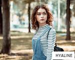 HYALINE anagram
