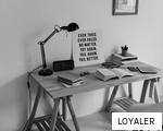 LOYALER anagram