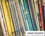 MARJORAMS anagram
