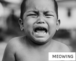 MEOWING anagram