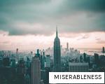 MISERABLENESS anagram