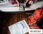 MISREAD anagram