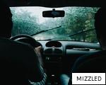 MIZZLED anagram