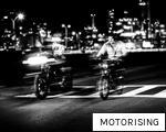 MOTORISING anagram