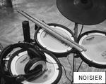 NOISIER anagram