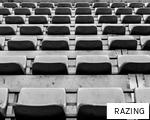 RAZING anagram