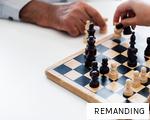 REMANDING anagram