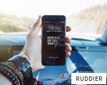 RUDDIER anagram