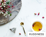 RUDDINESS anagram