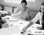 RUSES anagram