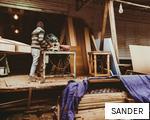 SANDER anagram